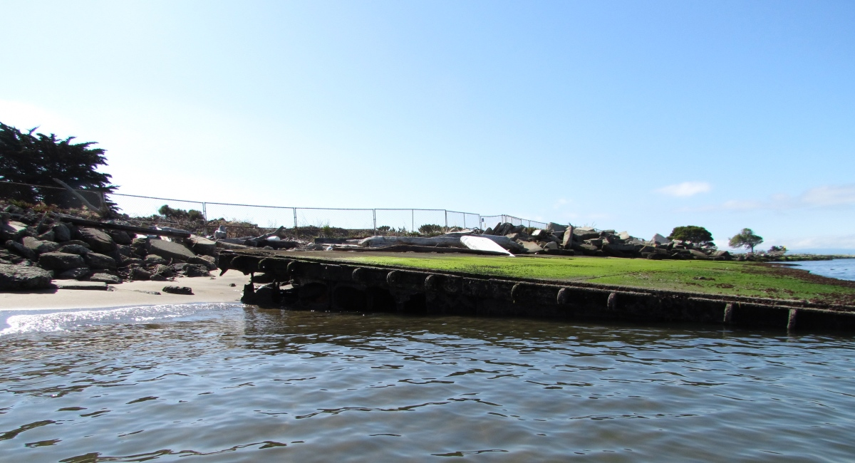 Ending threat of solvents in groundwater leaching into San FranciscoBay