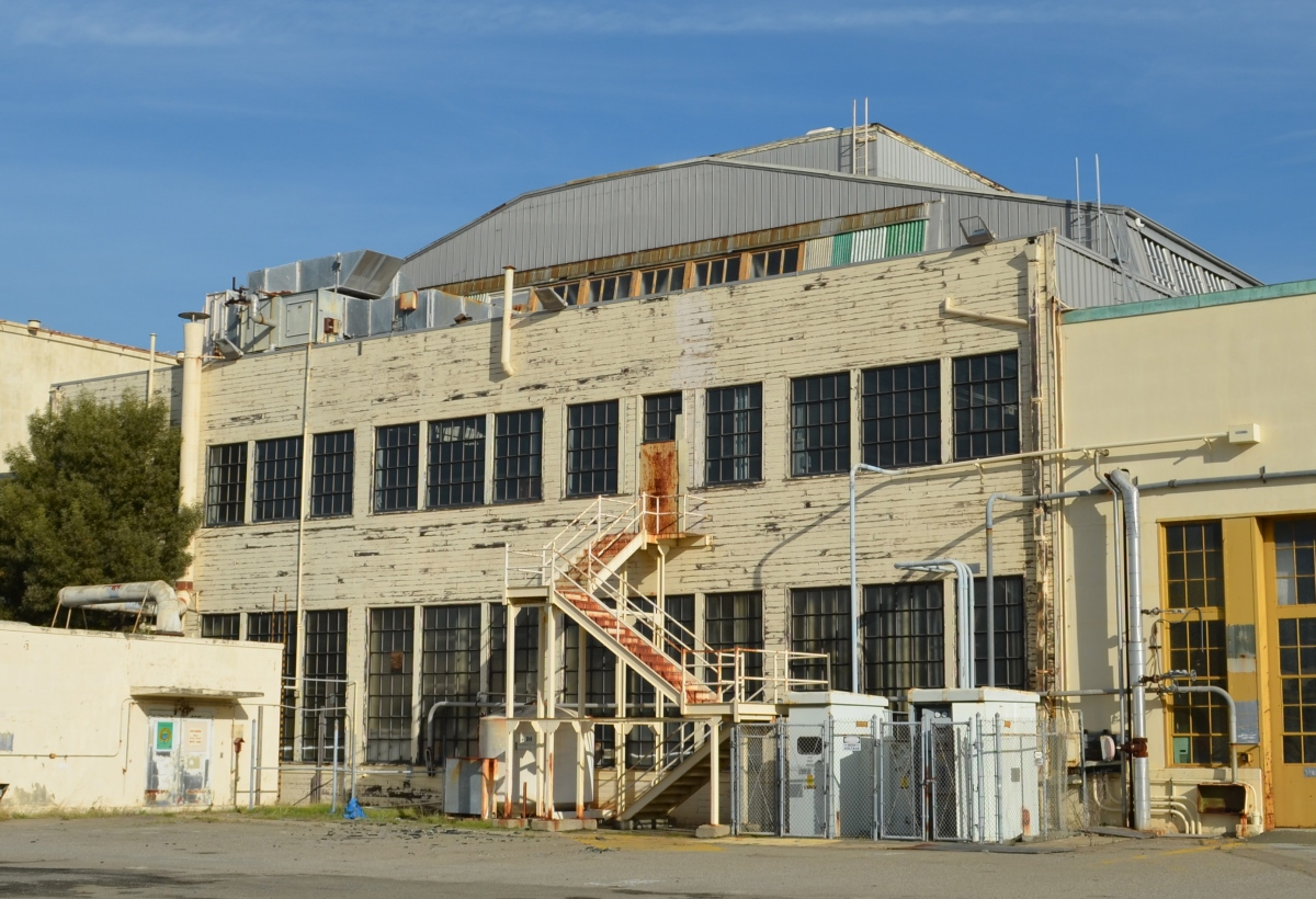 Cleaning up radium paint contamination at Building5