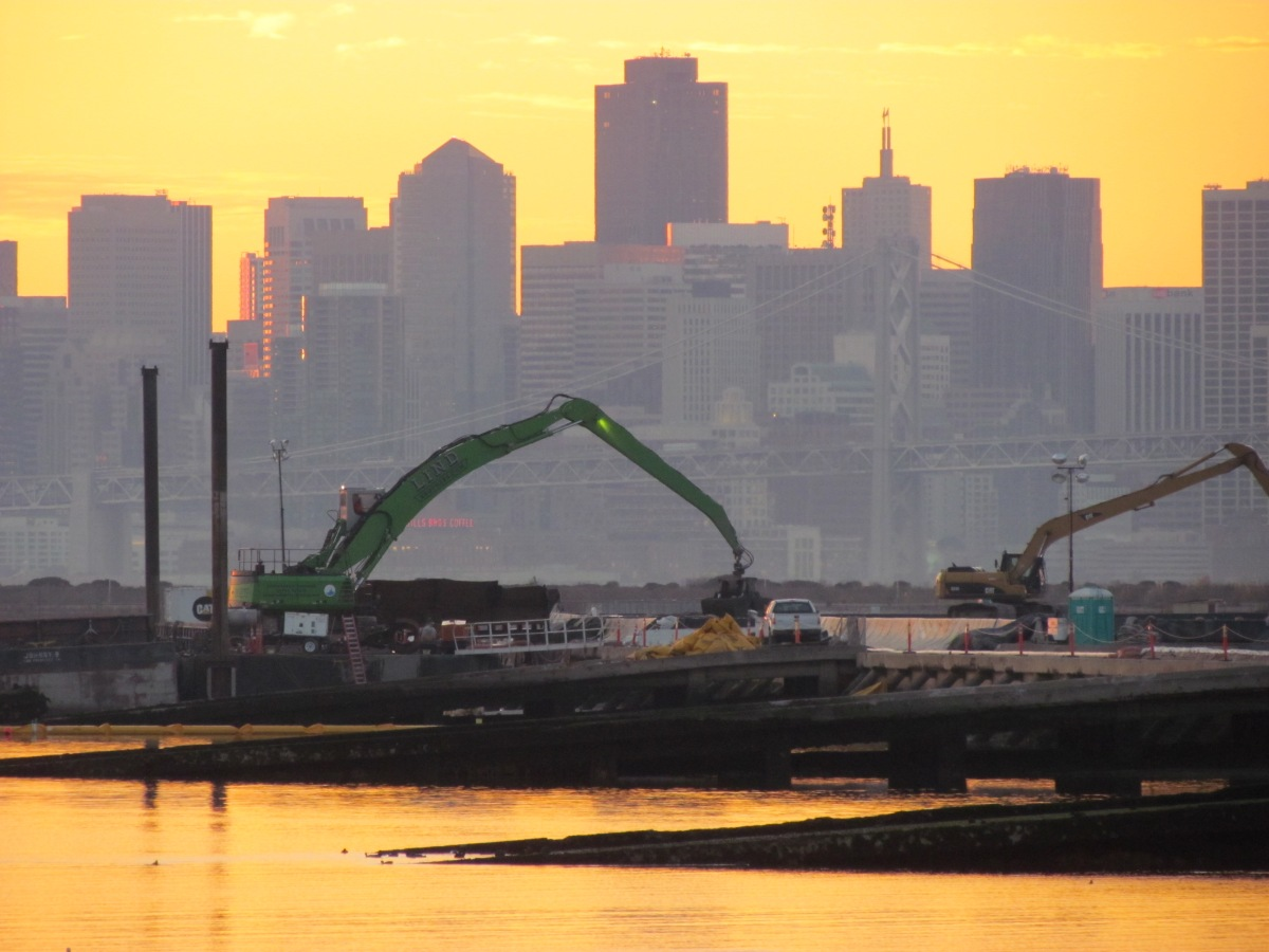 Alameda Point 2012 environmental cleanup review, and busy yearahead