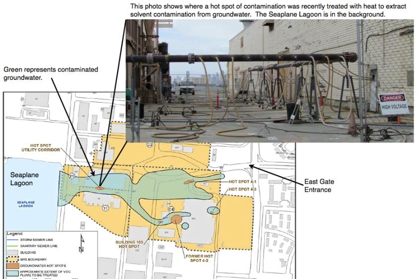 UO-2B plume map w:photo overlay