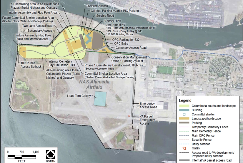 VA Project Site - Alameda Point