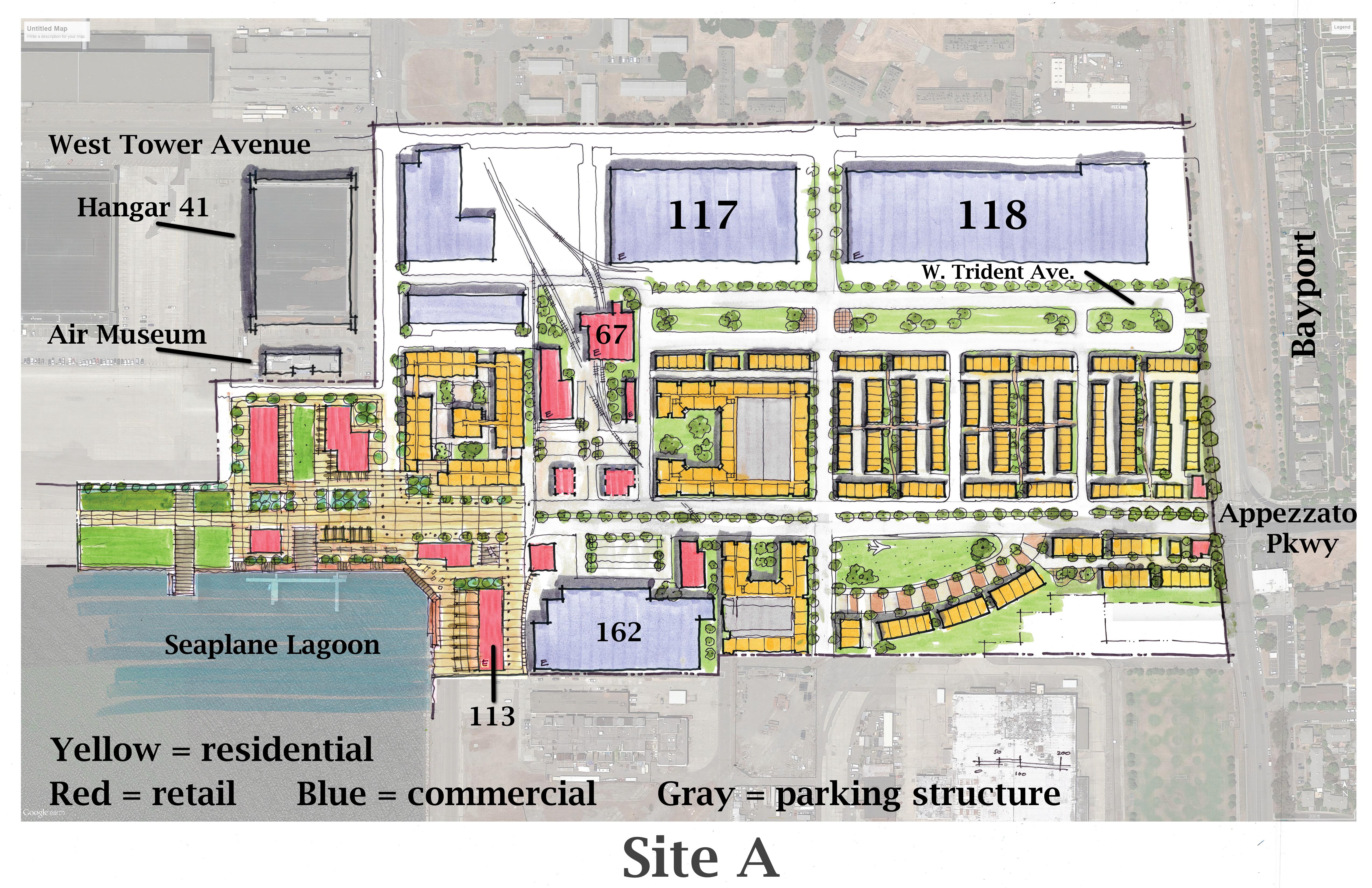 Alameda Point Gateway Plan Begins Taking Shape Alameda Point Environmental Report
