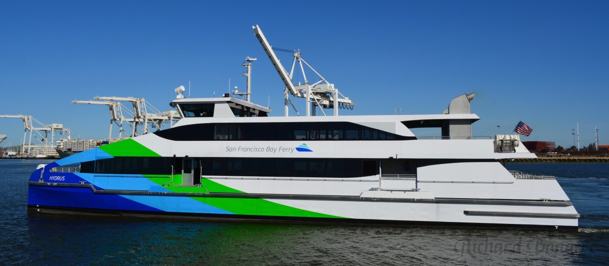 New ferry to begin service