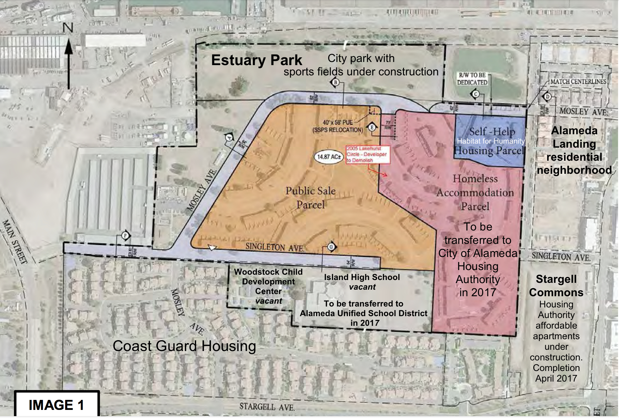 Housing limit under review Alameda Point Environmental