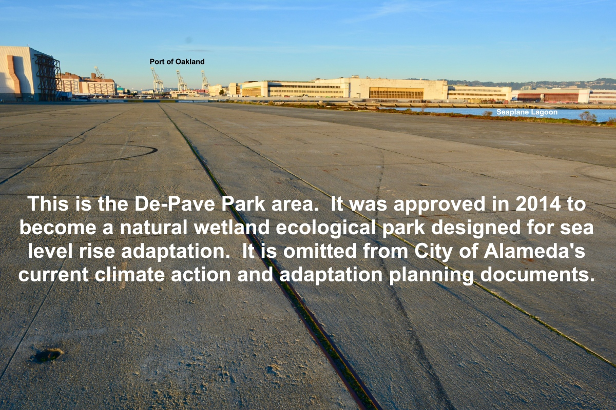 City misses chance to embrace wetlands at Alameda Point