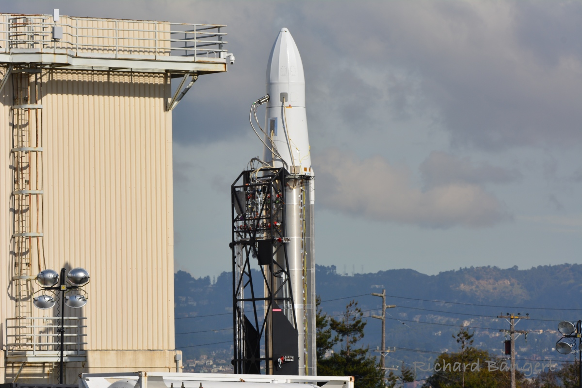 Mystery rocket company goes public at AlamedaPoint