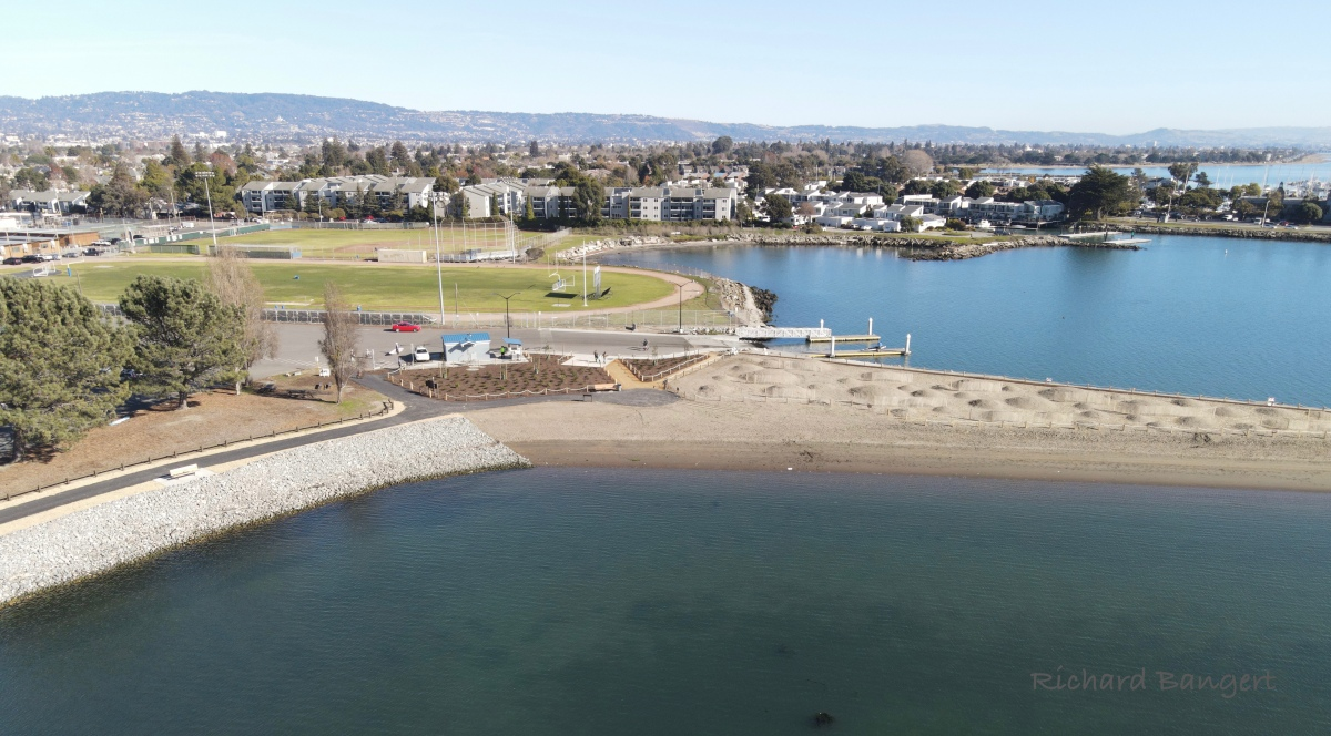 Dune Restoration, Shoreline ProjectCompleted